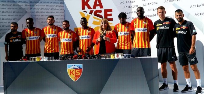 İşte Kayserispor'da sözleşmesi sona erecek futbolcular