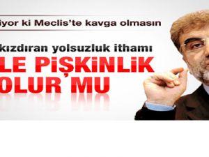 Taner Yıldız ile CHP'li Aykut Erdoğdu Arasında Tartışma Yaşandı