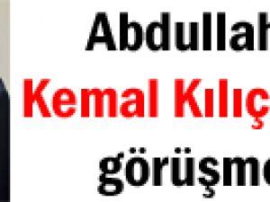 Abdullah Gül Kemal Kılıçdaroğlu görüşmesi
