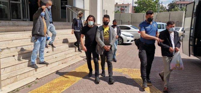 Kayseri'de fuhuş ve hırsızlık operasyonu