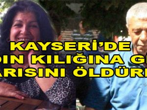 KAYSERİ ESENYURT'TA BİNA İÇERİSİNDE DEFALARCA BIÇAKLADI