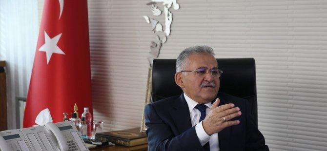 7 Büyükşehir Belediye Başkanı Kayseri'ye geliyor