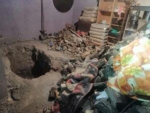 Emmiler köyünde kayıp karı - kocanın cesetleri tandırda gömülü bulundu-video