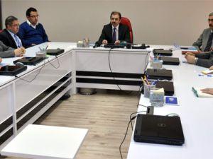 ERCİYES ÜNİVERSİTESİ'NDE