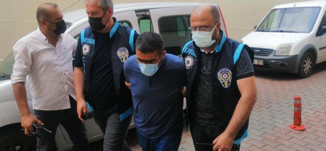 Yusuf Turhan Arsa yüzünden kardeşini ve yengesini öldürdü