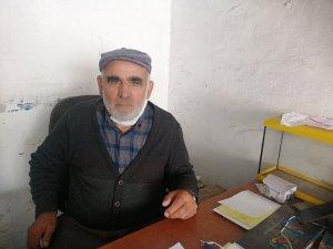 Pancar çiftçisi Eski muhtardan Hüseyin Akay'a tam destek..