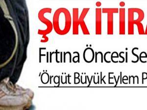 Teslim olan PKK'lı: