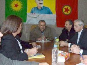 BDP'nin Kandil Görüşmesinin İlk Görüntüsü