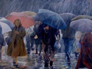 Kayseri'ye yağış uyarısı
