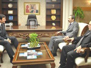 Kayseri Ticaret Odası Başkan Adayı Gülsoy'dan AK Parti'ye Ziyaret