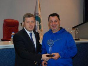 Kültür ve Sosyal İşler Daire Başkanı Oktay Durukan: