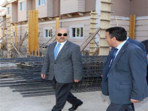 Talas Belediyesi Hizmete Doymuyor