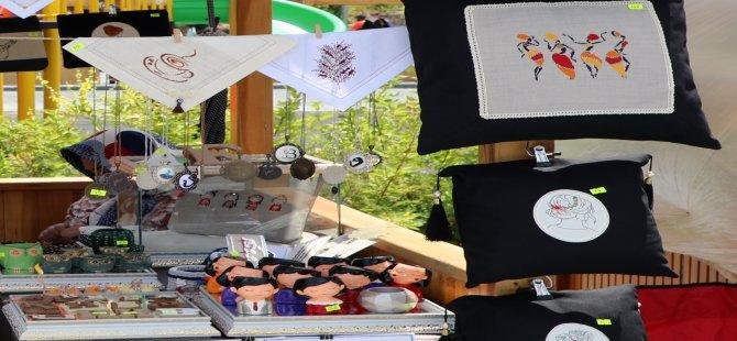 Talas'ta Maharetli Eller Kadın Üretici Pazarı bu pazar misafirlerini ağırlayacak