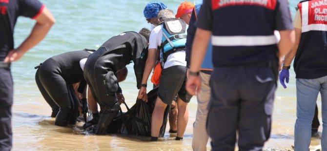 Kayseri'de Baraj gölünde kaybolan 3 kızın cesedine ulaşıldı