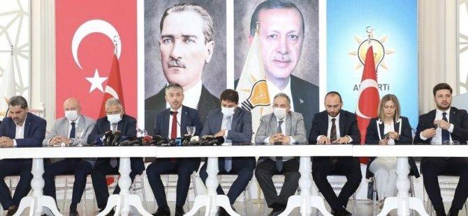 Ak Parti Kayseri İl Başkanı Çopuroğlu Gündeme dair açıklamalarda bulundu