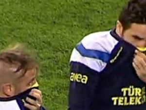 Fenerbahçeli Futbolcular Beşiktaş maçında Büyük şok yaşadılar