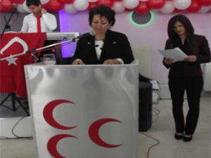 MHP'li Kadınlardan Talas'ta Dünya Kadınlar Günü Programı