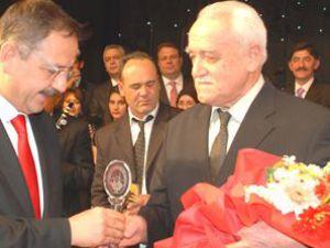 Kayseri'li Sanatçı İsmail Ediz Adına Gece Düzenlendi