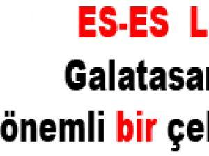 Süper Lig'de ES-ES, lider Galatasaray'a önemli bir çelme taktı