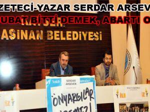 ARSEVER KOCASİNAN BELEDİYESİ'NDE