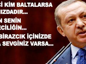 Başbakan  Erdoğan Balıkesir'de Konuştu!