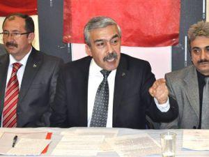 MHP KEYKUBAT'TA İŞTİŞARE TOPLANTISI DÜZENLEDİ