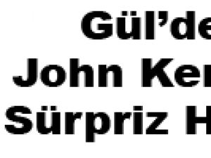 Gül'den John Kerry'ye Sürpriz Hediye