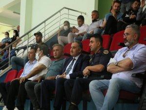 Develi Belediyespor hazırlık maçında Sorgun Belediyespor'u konuk etti