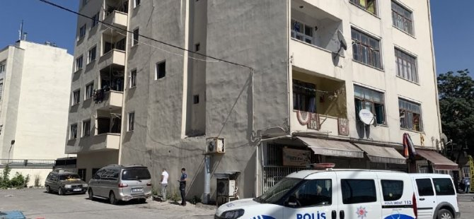 Kayseri'de 2.kattan düşen kadın ağır yaralandı