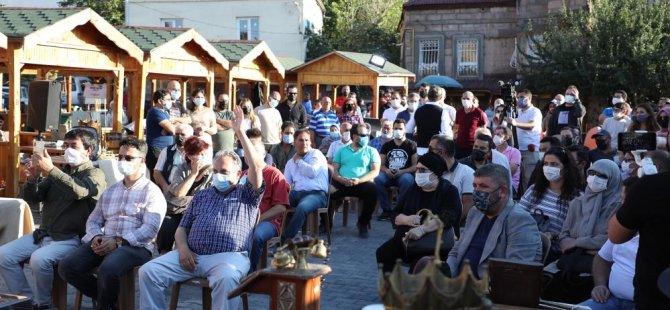 Talas'ta Antika Pazarı'na bu hafta da ilgi büyük oldu