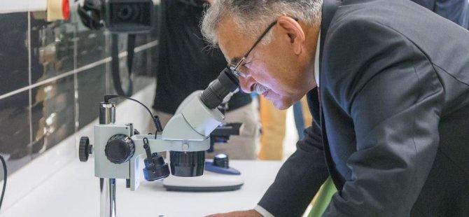 Kayseri Büyükşehir'den 5. Bilim Şenliği