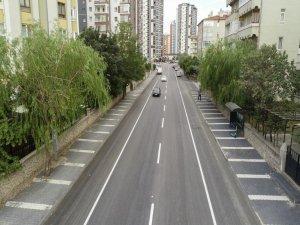 Yenilenen Çimenli Caddesi Talas'a fark kattı