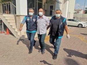 Kayseri'de tartıştığı kadını balkondan attı