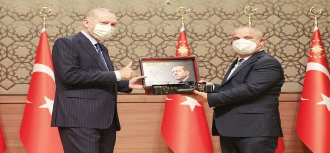 Cumhurbaşkanı Erdoğan'dan Sinan Burhan talimatı