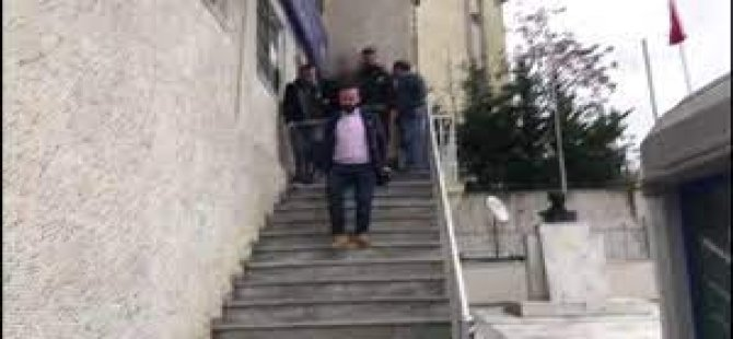 Hacılar'da bağ evinde uyuşturucu operasyonu: 2 gözaltı