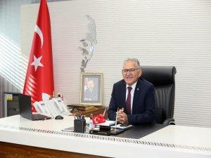 Başkan Büyükkılıç'tan 'Gaziler Günü' mesajı