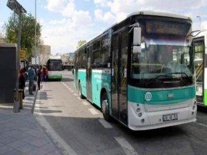 Kayseri UKOME  toplu taşımaya yüzde 20 zam yaptı