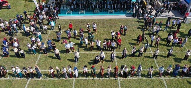 Kayseri'de Geleneksel Sporlar, Binicilik ve Okçuluk Tesisi açıldı