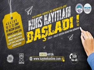 Büyükşehir KAYMEK kurslarına 10 bini aşkın başvuru