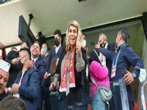 Başkan Gözbaşı, tüm futbol severlere daha güzel günler yaşatacağız