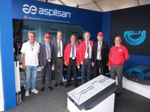 ASPİLSAN Enerji geleceğin mühendisleri ile TEKNOFEST'te buluştu