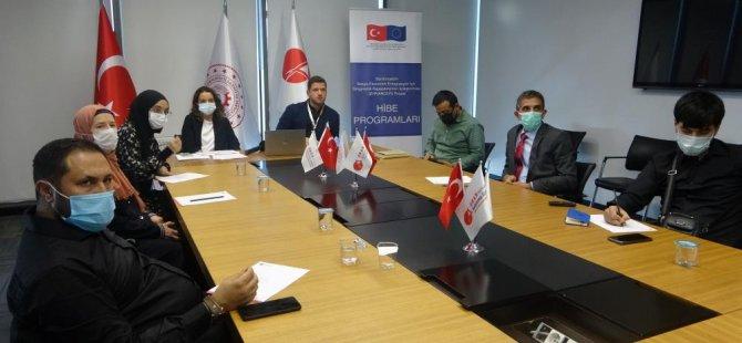 Suriyelilere 3 milyon Euro'luk hibe hibe desteği