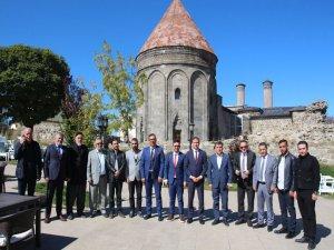 Kayseri MUSİAD Erzurum'da