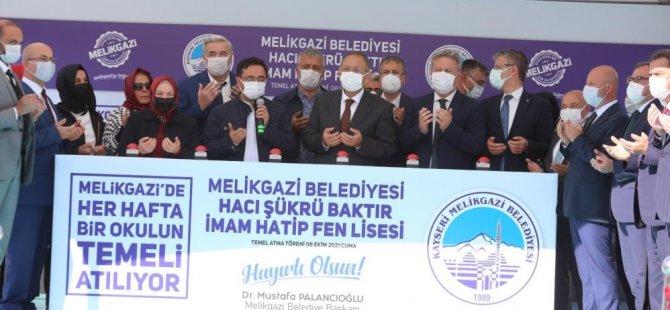 Melikgazi Belediyesi 'nden 1 haftada 27 milyon TL'lik yatırım