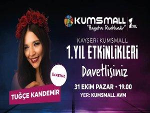 Kayseri Kumsmall 1. yıl etkinlikleri başlıyor