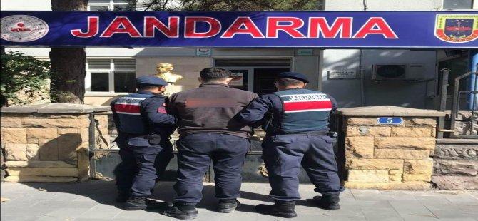 Aranan DEAŞ'lı Kayseri'de yakalandı