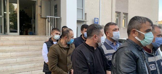 Kayseri'de Araması olan 20 şahıs yapılan operasyon ile yakalandı