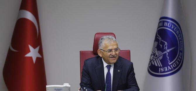 "BÜYÜKKILIÇ'TAN ""MEVLİD KANDİLİ"" MESAJI"