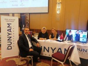 """Feyza Yöndem: """"Kardeş ülke Azerbaycan'da ülkemizi ve şehrimizi temsil etmekten mutluluk duyuyoruz"""""""