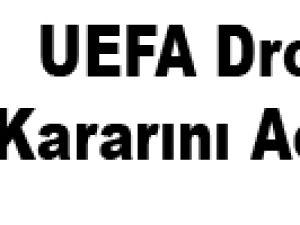 UEFA Drogba Kararını Açıkladı